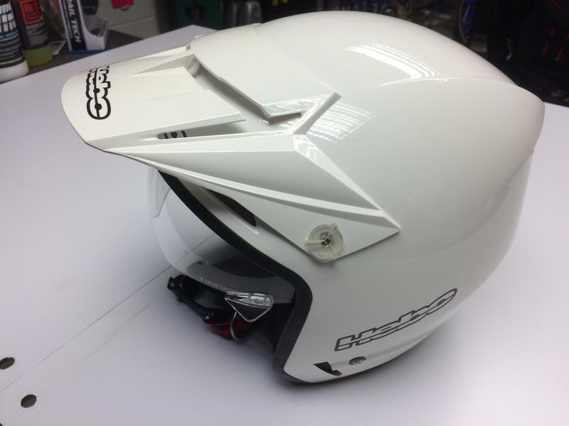 Hebo Trials Helmet - Shop Soiled - £50.00