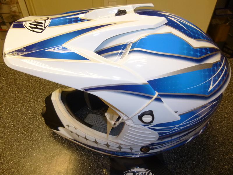 Thumbnail of BLUE Youth THH Helmet