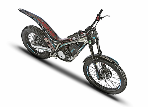 New Gas Gas electric trial bike