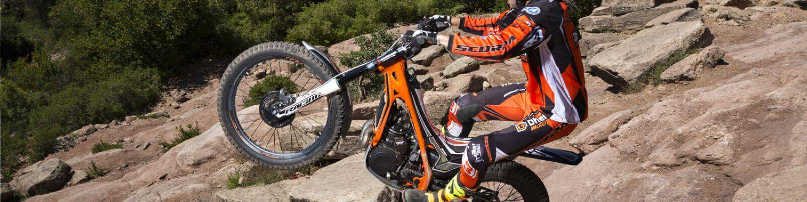 Scorpa Enduro Motorcycle